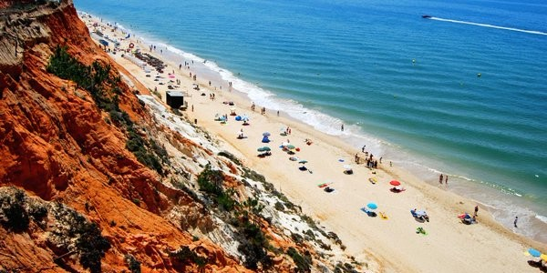 Best 5 Beaches in Albufeira