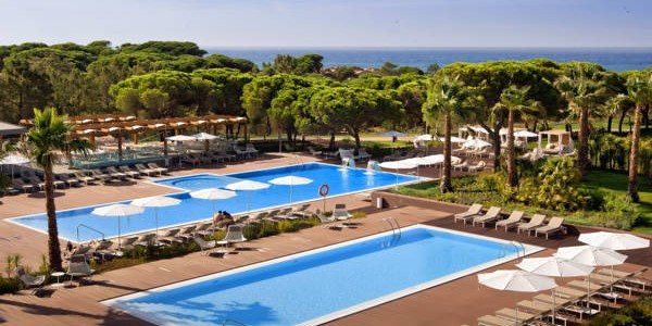 Best 5 hotels in Albufeira
